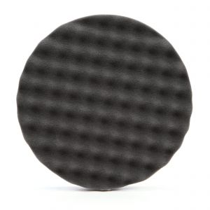 3M 5735 Foam Compounding Pad black 203 mm