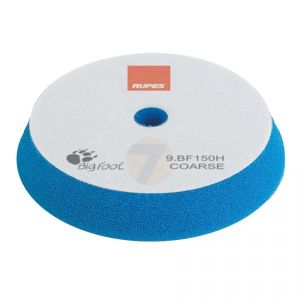 RUPES Velcro Polishing Foam COARSE blue dia 130/150 mm