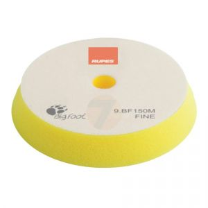 RUPES Velcro Polishing Foam Fine Yellow dia 130/150 mm
