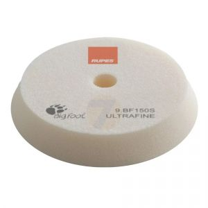RUPES Velcro Polishing Foam UltraFine white dia 130/150 mm