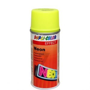 Dupli-Color Neon fluorescent yellow spray 150ml