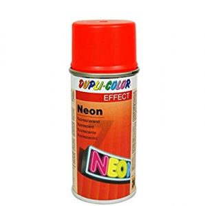 Dupli-Color Neon fluorescent red spray 150ml