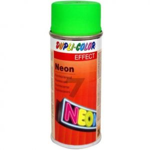 Dupli-Color Neon fluorescent green spray 400ml