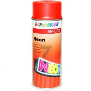 Dupli-Color Neon fluorescent red spray 400ml