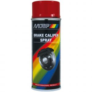 Motip Tuning Brake Caliper red Spray 400ml