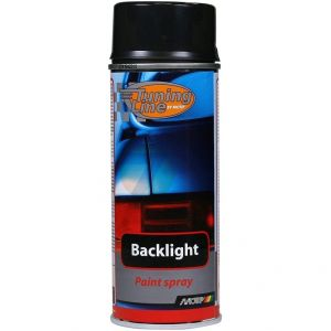 Motip Tuning Backlight Black Spray 400 ml