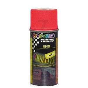 Dupli-Color Tuning Neon red spray paint 150ml