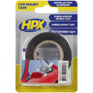 HPX Double Sided Tape 19mmx2m