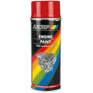 MoTip Tuning Line Engine Paint red 4091 400ml