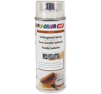 Dupli-Color Insulating primer for plaster wood and concrete spray 400ml
