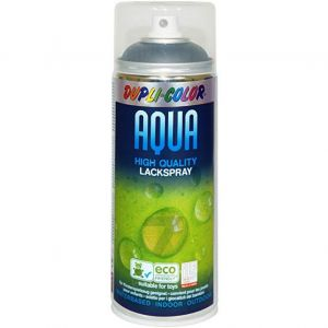Dupli Color Aqua RAL 9005 black matt paint spray 350ml