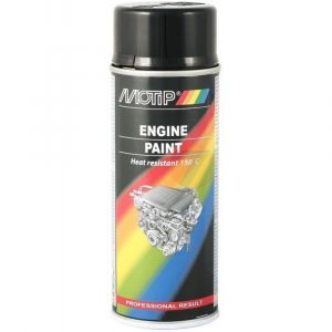MoTip Tuning Line Engine Paint black 4092 400ml
