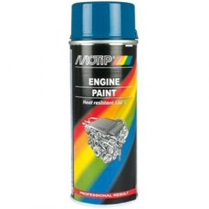 MoTip Tuning Line Engine Paint blue 4094 400ml