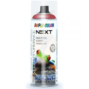 Dupli-Color Next Madrid red semi-matt spray paint 400 ml