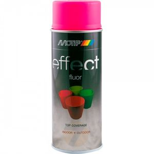 Deco Effect Fluor pink Spray 400 ml