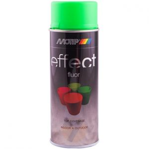 Deco Effect Fluor green Spray 400 ml