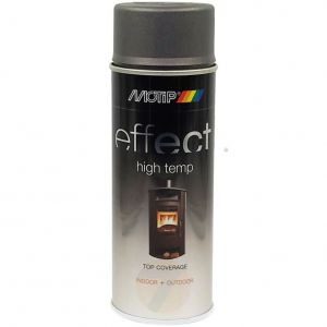Motip Effect high temp dark anthracit spray 400 ml