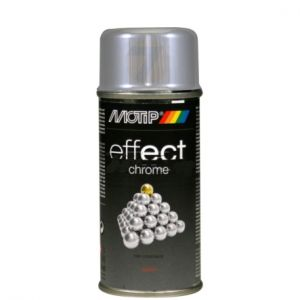 Motip Chrome effect spray 150 ml