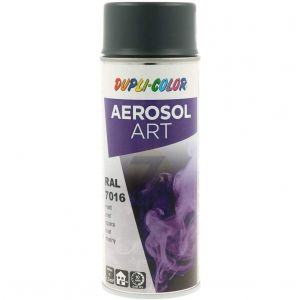 Dupli Color Ral 7016 Anthracite Gray Matte Aerosol Art 400ml