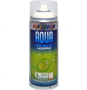 Dupli Color Aqua RAL 9001 cream white paint spray 350ml