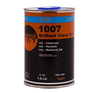 OD 1018 ExtraSpeed Clear coat quick-drying acrylic transparent varnish 1L
