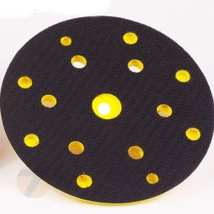 Backplate sanding disc 150mm 15 holes