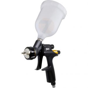 DeVilbiss DV1 HVLP Plus Clearcoat Spraygun 1.3+ Cup Kit