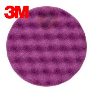 3M 33042 Perfect-it III Purple Compounding Pad - 150mm