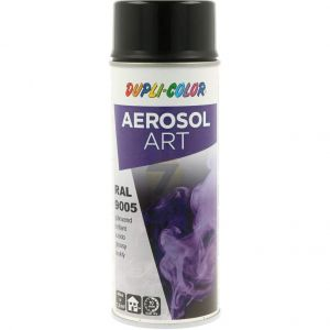 Dupli Color Ral 9005 Black Glossy Aerosol Art 400ml