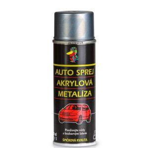 Dupli-Color Auto-Spray varnish 200 ml, Skoda 9151 Stone metallic gray