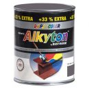 Alkyton RAL 7016 Anthracite gray glossy paint 5 L
