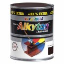 Alkyton Rust Protection Paint RAL 9006 silver 750 ml