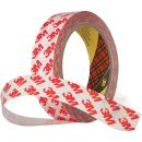 3M High Performance Double Coated Tape 9088-200, Transparent, 9 mm x 50 m, 0.21 mm